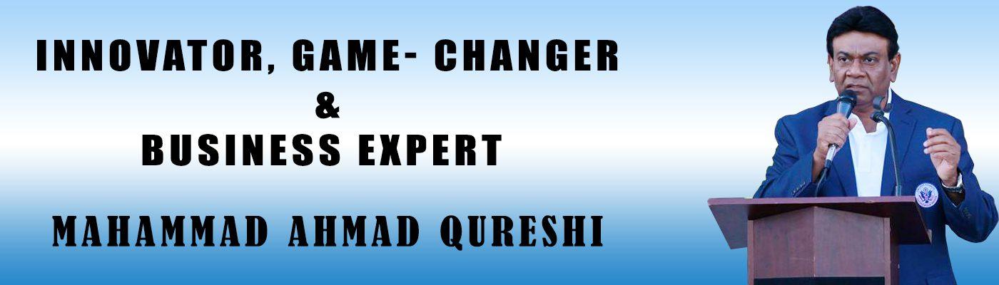 Mahammad Ahmad Qureshi (MAQ)